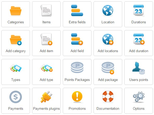 Classified ads management tools