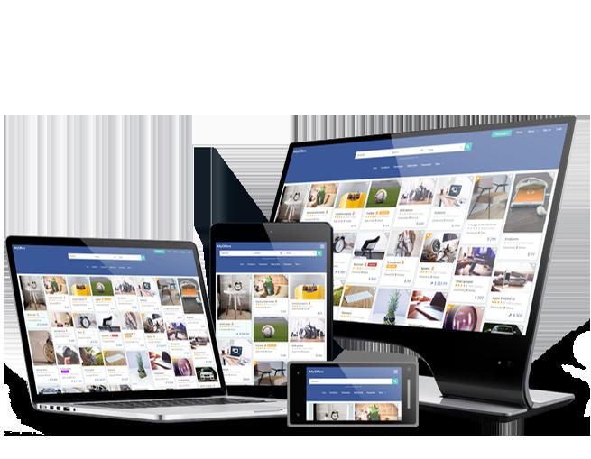 Classifieds Website Development - IndicoWeb